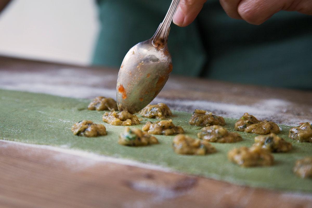 ravioli vegan