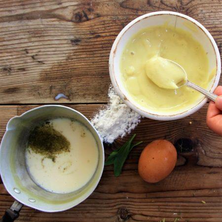 crema pasticcera gluten free