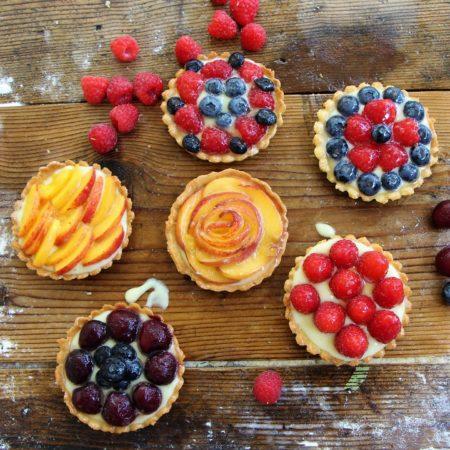 crostata di frutta gluten free