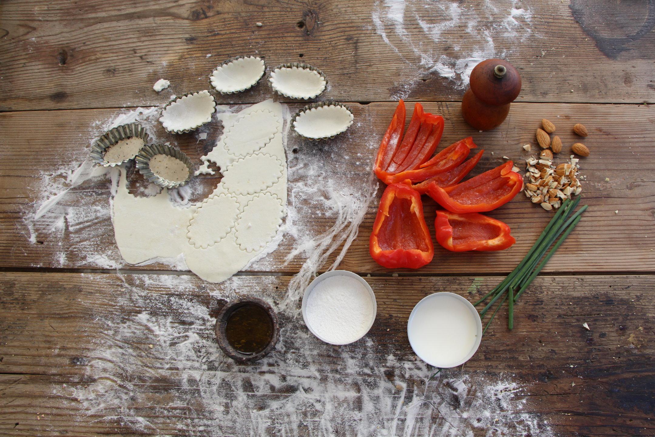 canapé peperoni senza glutine