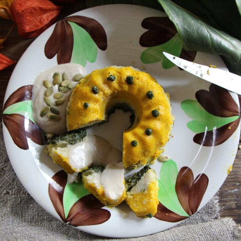 sformato di verdure senza glutine